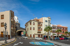 Candelaria, Tenerife island royalty free stock photography