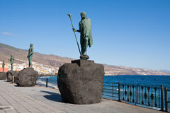 Candelaria. Tenerife, Spain Stock Images