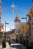 Candelaria w Tenerife Fotografia Royalty Free