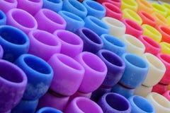 Candele aromatiche Fotografie Stock
