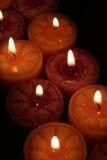 candele burning Immagini Stock