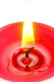 Candele di Tealight fotografia stock libera da diritti
