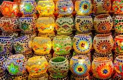Candele turche Immagine Stock