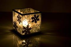 Candeliere-casella fotografia stock