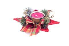 Candeliere decorato Fotografie Stock Libere da Diritti