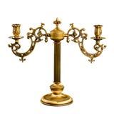 candeliere della tabella dell'annata Immagini Stock