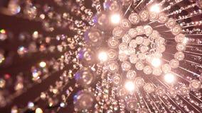 Candeliere di Beautifuf archivi video