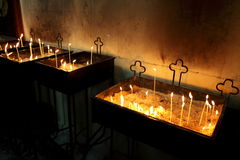 Candels Royalty Free Stock Image