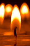 Candels Stock Photography