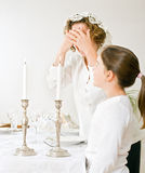 candels córki matki sabat Fotografia Royalty Free