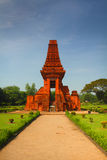 The Candi Bajang Ratu Royalty Free Stock Photography