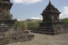 Candi Barong Yogyakarta immagine stock libera da diritti