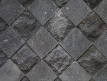 Candi Diagonal Grey Stone Stockfotografie