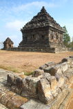 Candi Ijo of Jogjakarta. Restored Candi Ijo south of Candi Prambanan Jogjakarta Royalty Free Stock Photos