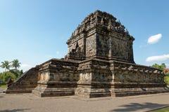 Candi Mendut Temple em Yogyakarta Fotografia de Stock