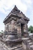 Candi Plaosan en Yogyakarta, Indonesia Imágenes de archivo libres de regalías