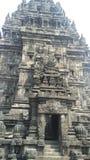 Candi Prambanan obraz stock