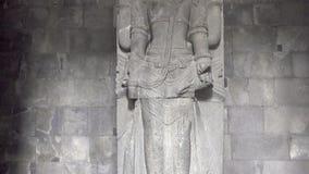 Candi Prambanan o Candi Rara Jonggrang es un compuesto del siglo IX del templo hindú en centavo almacen de video