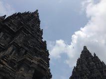 Candi Prambanan Royalty Free Stock Photos