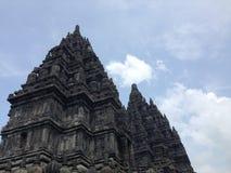 Candi Prambanan Stock Images