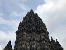 Candi Prambanan Royalty Free Stock Image