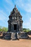 Candi Sewu Buddhist complex in Java, Indonesia Stock Images