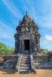 Candi Sewu Buddyjski kompleks w Jawa, Indonezja Fotografia Stock