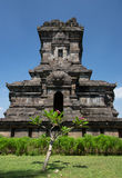 Candi Singosari temple in Java island, Indonesia Stock Photo