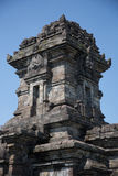 Candi Singosari temple in Java island, Indonesia Royalty Free Stock Photography