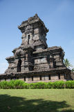 Candi Singosari temple in Java island, Indonesia Royalty Free Stock Image