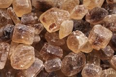 Candi Sugar Stock Images