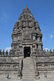 Candi or Temple Nandi in Prambanan Temple Compounds Royalty Free Stock Photography