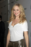 Candice Accola,Vampire Diaries Royalty Free Stock Image