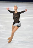Candice DIDIER (FRA) short program Stock Photos