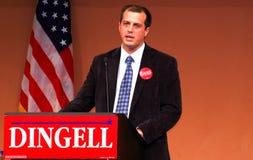Candidat représentatif Jeff Irwin d'État du Michigan image stock