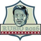 Candidato del republicano de Marco Rubio 2016 Fotografía de archivo