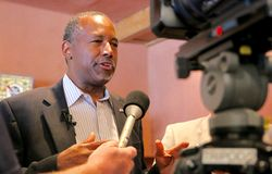 Candidato presidencial Ben Carson Fotos de Stock
