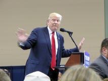 2016 candidato presidencial republicano, triunfo de Donald J Imagenes de archivo