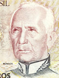 Candido Rondon portrait Stock Image