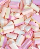 candie蛋白软糖 免版税图库摄影