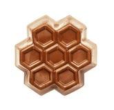 Candie шоколада от взгляд сверху собрания Красиво выданный изолированный Стоковые Фото