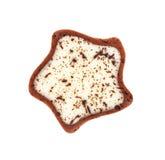 Candie шоколада от взгляд сверху собрания Стоковая Фотография
