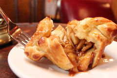 Candied печенье цветения Яблока грецкого ореха Стоковая Фотография RF