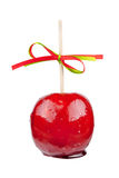 Candied apple Royalty Free Stock Photos