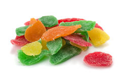 Candied fruit Royalty Free Stock Image
