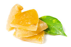 Candied fruit Royalty Free Stock Images