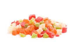 Candied fruits Stock Photography
