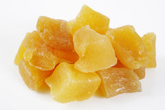 Candied ginger Stock Image