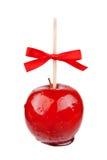 Candied jabłko obraz royalty free
