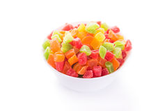 Candied jelly Stock Images